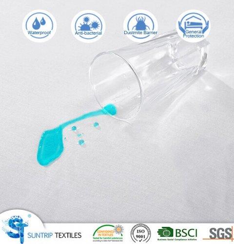 Luxury Tencel Jersey Waterproof Mattress Cover