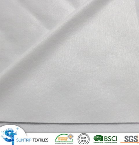 170gsm microfiber terry cloth laminated with TPU