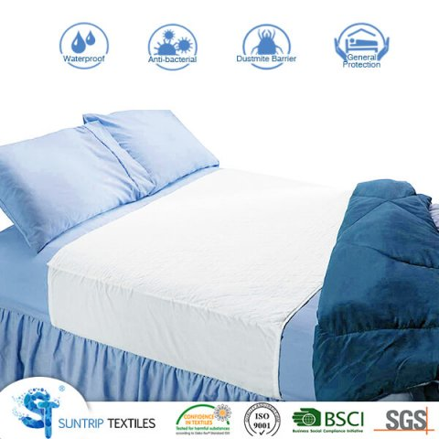 Absorbent Waterproof Incontinence Bed Pad