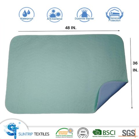 Ultra Soft Underpads Incontinence Bed Sheet Protector