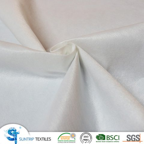 60gsm spunlace nonwoven laminated with TPU
